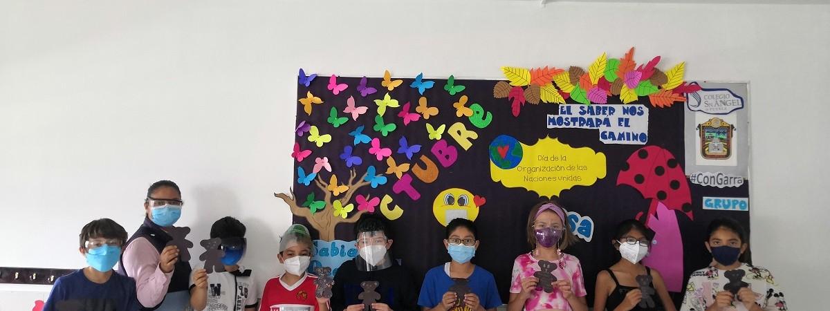 Salud mental: prioridad para el Colegio Sn Ángel