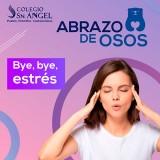 Abrazo de Osos Bye Bye Estrés Promocional