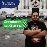 Café Literario Creadores con Garra
